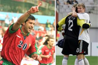 Ellos brillaron en el Mundial Sub 17 y tuvieron una próspera carrera profesional