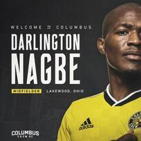 Columbus Crew SC adquiere a centrocampista dos veces ganador de la MLS Cup