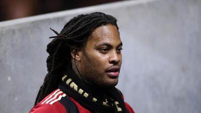 Drama para un artista de hip hop fanático de Atlanta United