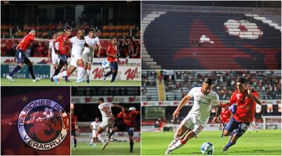 Toluca vence por la mínima a Veracruz en juego pendiente de la Copa MX