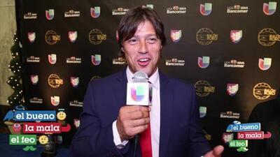 Matías Almeyda felicita al Feo por ser el mejor seguidor de 'Las Chivas'