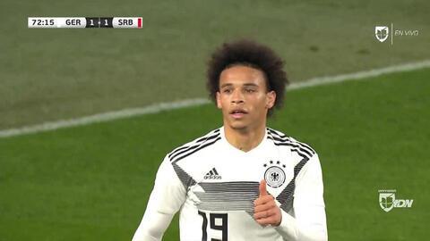 Tiro de esquina para Germany