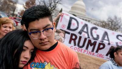 Preguntas y respuestas sobre lo que sucederá con DACA y los dreamers después del 5 de marzo