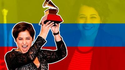 Conoce la historia de la venezolana que venció los estereotipos y ganó un Latin GRAMMY histórico