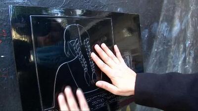 Gracias a esta nueva iniciativa, ahora las personas ciegas pueden apreciar los murales