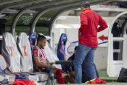 Chivas no contará con Hiram Mier hasta el próximo torneo