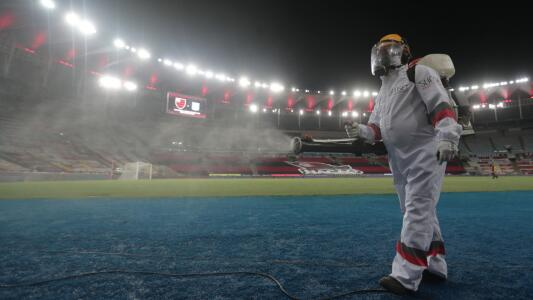 Equipos en Sudamérica se coronarán sin público