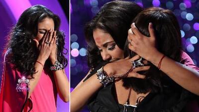 ¡Qué gran sorpresa! Nabila recibió con lágrimas de felicidad a su mamá