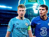 Manchester City y Chelsea jugarán la octava Final entre clubes de un mismo país