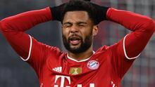 Serge Gnabry da positivo por COVID-19 y es baja con el Bayern