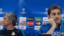 Iker Casillas revela que Mourinho y él no se guardan rencor