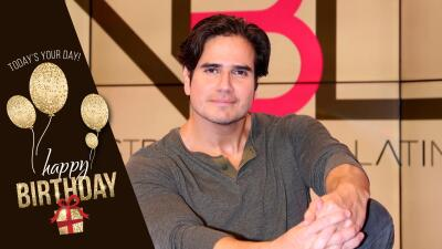 ¡Feliz cumpleaños!, Daniel Arenas