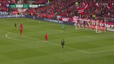 ¡Qué vaselina de Rooney! Le quitaron un golazo a Wayne por fuera de lugar