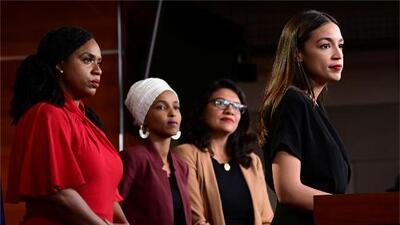 """""""No hay que tener miedo de darle a un 'bully' lo que se merece"""": condenan mensajes racistas de Trump contra cuatro demócratas"""