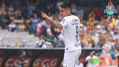 """Pumas pide """"una cifra inalcanzable"""" a quien quiera fichar a Felipe Mora"""