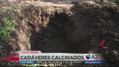 Lo último sobre fosas con cadáveres en Guerrero
