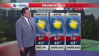 Regresa el clima seco a Atlanta; prepárese para incremento del polen