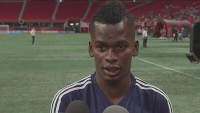 Carlos Darwin Quintero espera quedarse varios años en la MLS y jugar muchos Juegos de las Estrellas
