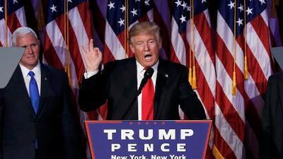 El discurso de victoria de Donald Trump, comentado