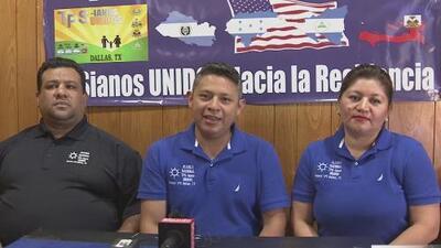Grupo de salvadoreños en Dallas partirá a Washington para abogar por la renovación de TPS