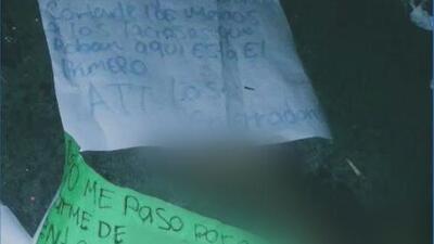 Hallan un cuerpo descuartizado en Acapulco en un supuesto acto inspirado en la propuesta de 'El Bronco'
