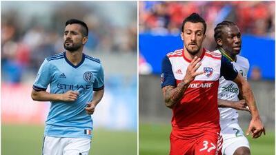 New York City FC y FC Dallas, los únicos invictos en la MLS 2018, quieren mantener su buena racha