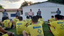 Tragedia aérea en Brasil: Fallecieron presidente y cuatro futbolistas de un club
