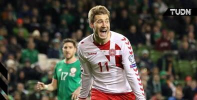 Bendtner revela noches de alcohol y mujeres con Dinamarca