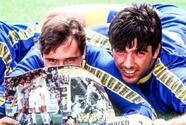 Gianluigi Buffon jugará con el hijo de un excompañero