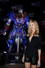 Nicola Peltz, toda una chica Transformers
