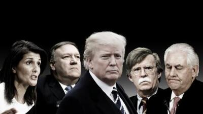 Director de la CIA, embajadora en la ONU, el presidente ¿quién maneja la política exterior en el gobierno de Trump?