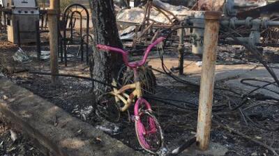 """""""De las cenizas renaceremos"""": así se recupera el barrio más calcinado por el fuego en California"""