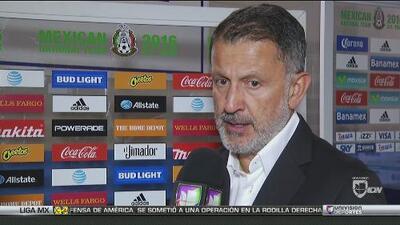 Juan Carlos Osorio: 'Marco Fabián debe estar en el Tri y Giovani jugó a gran nivel'