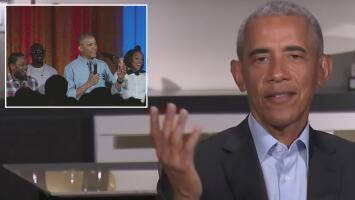 ¿Barack Obama cree en el destino? Esto le contestó a la escritora Isabel Allende