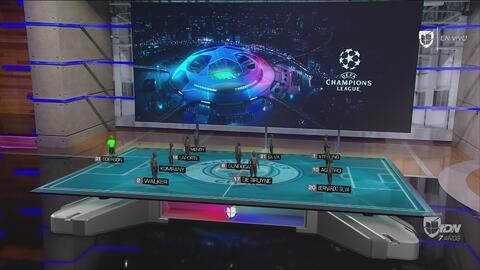 Con cuatro cambio de Guardiola, titulares del Manchester City y del Tottenham para la vuelta