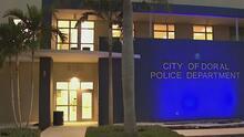 Cuatro policías de Doral son relevados de sus funciones tras una investigación federal