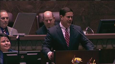 El gobernador de Arizona declara una emergencia ante la epidemia por sobredosis de opioides