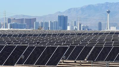 En Texas se encuentra la séptima ciudad con mayor capacidad de energía solar