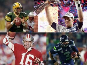 QB's campeones de la NFL que no fueron seleccionados en la 1era ronda del Draft