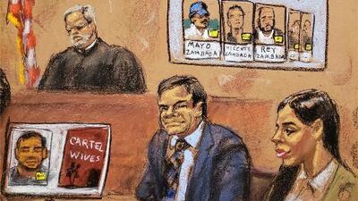 Comienzan las deliberaciones en el juicio contra 'El Chapo' Guzmán en Nueva York