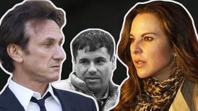 Kate del Castillo y Sean Penn enfrentados por el relato de su encuentro con 'El Chapo'