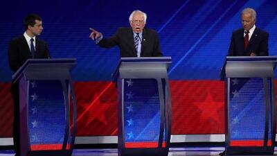 La cobertura de salud fue uno de los temas que causó mayor división durante el tercer debate demócrata