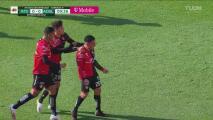¡La prende sabroso! Aldo Rocha adelanta 1-0 al Atlas con un golazo