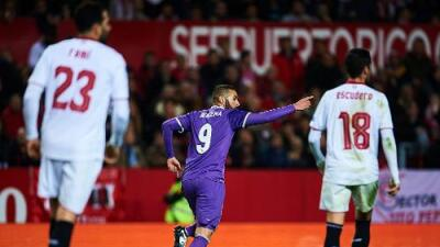 Real Madrid llega a 40 partidos sin perder y supera el récord del Barcelona en el fútbol español