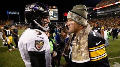 Steelers parte como favorito ante Ravens en juego de Comodines