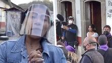 Yalitza Aparicio empezó grabaciones de su nueva película en Michoacán