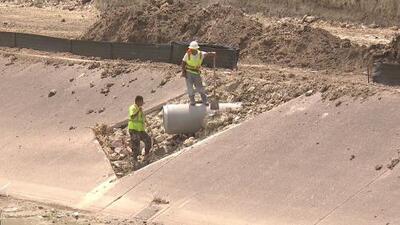 Obras y construcciones, los esfuerzos del condado de Harris para minimizar los daños en esta temporada de huracanes