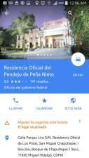 Mexicanos usan Google Maps para sostener sus protestas contra el gobierno de EPN