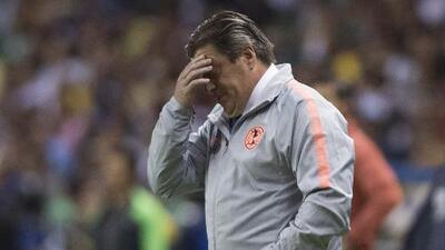 """Miguel Herrera aseguró que Diego Lainez se resintió de su lesión """"por un pelotazo"""""""