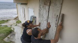 Puerto Rico recovering after Hurricane Dorian
